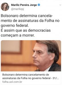 Mariliz Pereira Jorge Folha