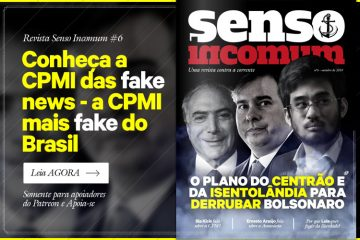 CPMI das fake news - a CPMI mais fake do Brasil