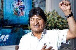 Morales, Bolivia, Evangélicos, Pedro Aguiar, Fuzilamento