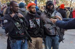 Black Guns Matter, Virginia, Luther King Day, armamentistas, desarmamentistas, posse de armas, porte de armas