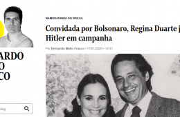 Bernardo, Regina, Hitler, FHC