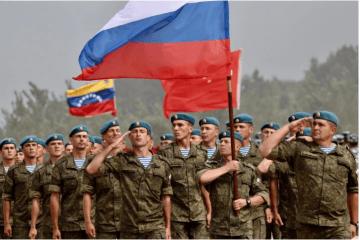 russos, venezuela