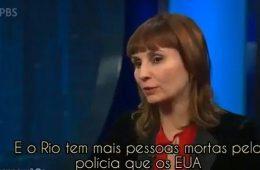 petra costa, homicidios, negros, Bolsonaro