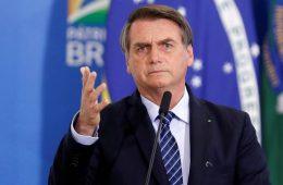 Bolsonaro, ONG, Lixo, GreenPeace