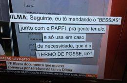 Dilma e o Bessias