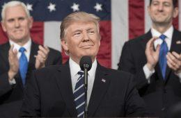 Trump, OMS, Verba