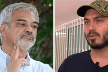 Humberto Costa, Carlos Bolsonaro, fake news