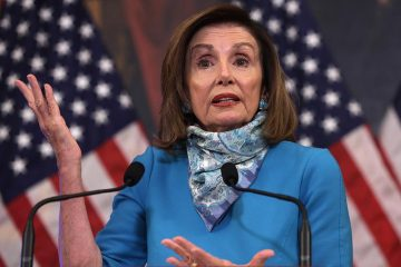 Nancy Pelosi, Democratas, estrangeiro