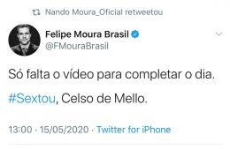 Felipe Moura Brasil Juveninho