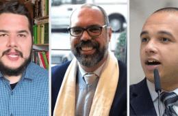 Allan, Bernardo Kuster, Douglas Garcia