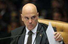 Alexandre de Moraes, STF, inquérito ilegal