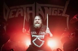 Will Carroll, Death Angel, coronavirus, Satanas