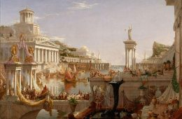 Thomas Cole, Roma: A consumação e a maldição do Império
