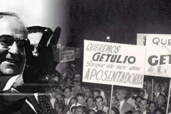 Getúlio Vargas e marcha pela aposentadoria