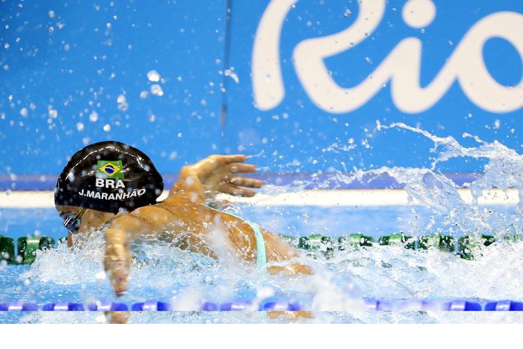 Joanna Maranhão - Olimpíadas Rio 2016