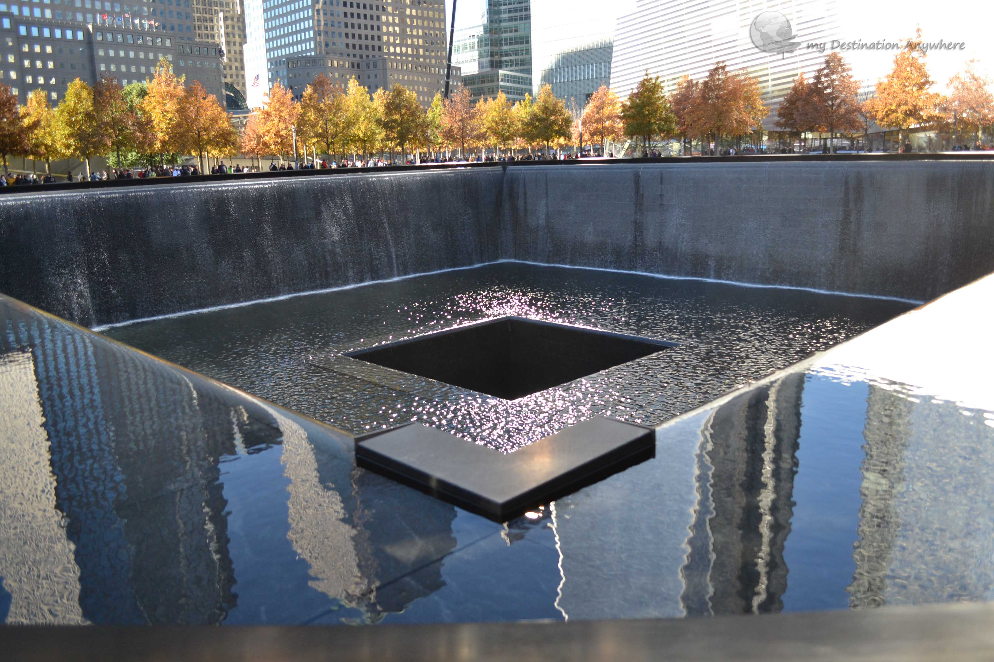 Memorial 11 de Setembro, One World Trade Center, Nova York