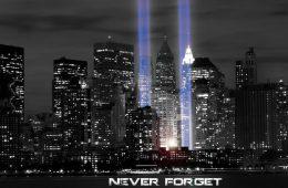 11 de setembro - never forget