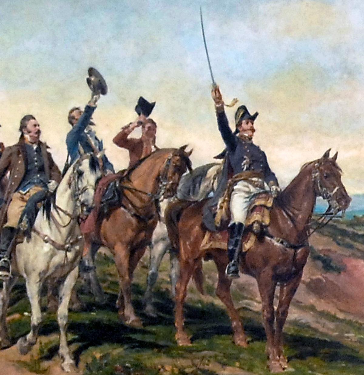 D. Pedro I declara a Independência do Brasil