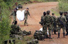 Violência das FARC