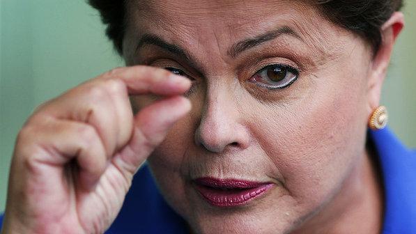 Dilma Rousseff faz o pior crescimento do PIB da história: recessão e recuo de 3,6% em 2016, após recuo de 3,8% em 2018