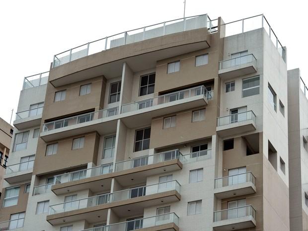 Triplex no Guarujá de Lula.