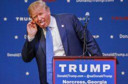 Donald Trump Geórgia