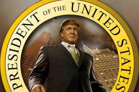 Donald Trump, 45.º presidente americano