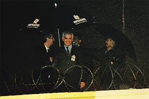 João Brás Pereira, supervisor do aeroporto de Congonhas