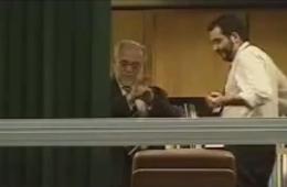 Marco Aurélio Top Top Garcia e assessor.