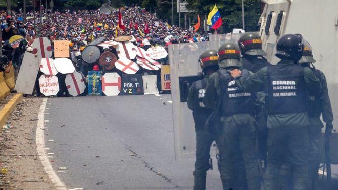Venezuela de Maduro