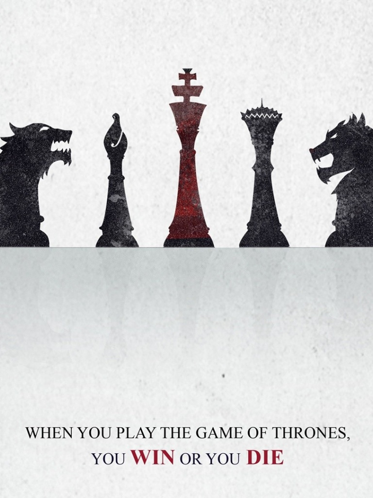 Game of Thrones - Stark e Lannister. Play or die.