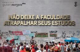 Guten Morgen 44 - Não deixe a faculdade atrapalhar seus estudos