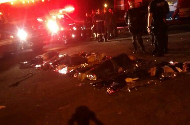 Polícia Civil (Garra) mata 10 criminosos no Morumbi