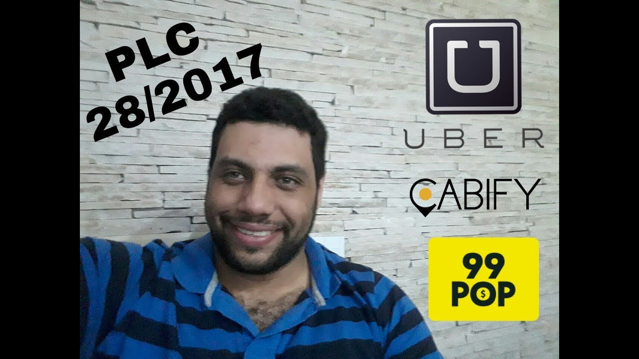 PLC 28/2017 quer extinguir aplicativos de transporte como Uber, Cabify e 99