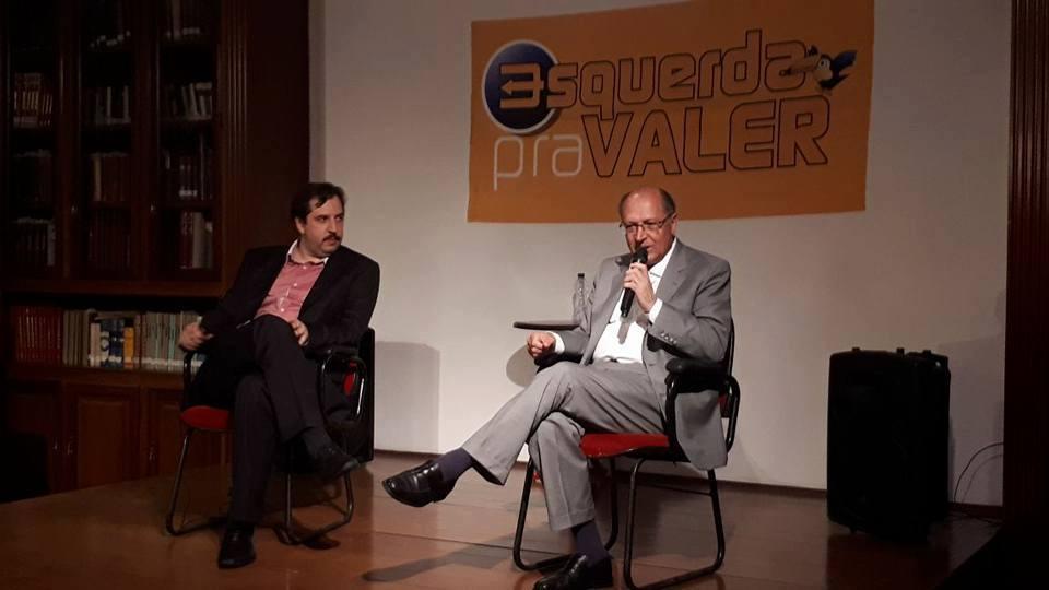 Geraldo Alckmin PSDB Esquerdista