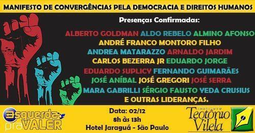 PSDB esquerdista
