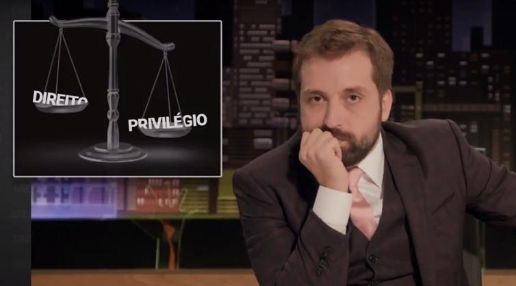 Gregório Duvivier cai no ENEM: Direitos x deveres