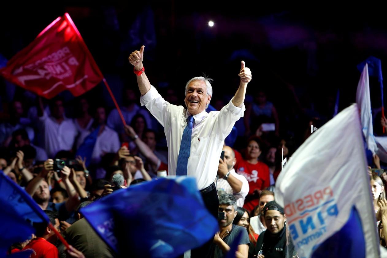 Chile vitória da direita