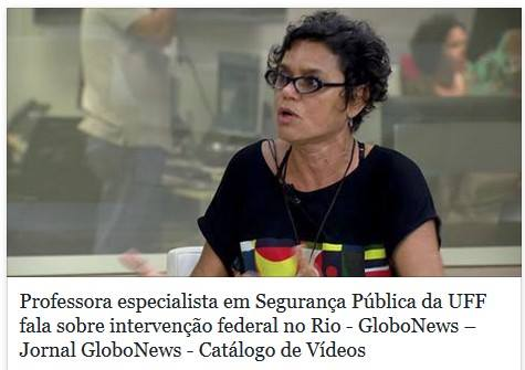 Especialista do PSOL de Globo News