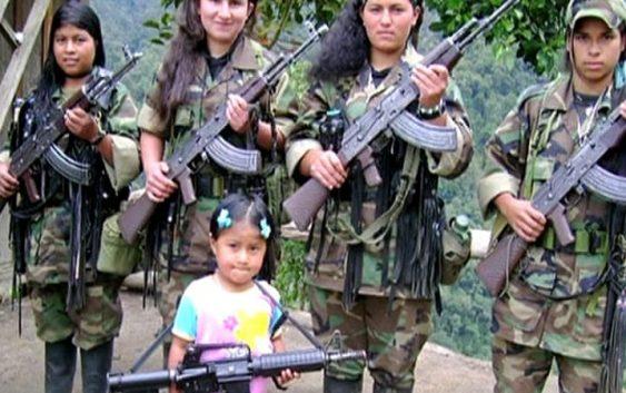 FARC apóiam PT