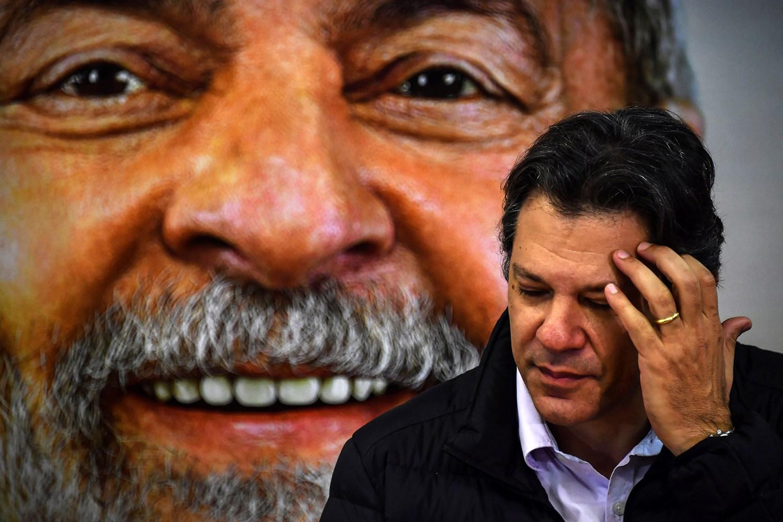 Haddad e Lula