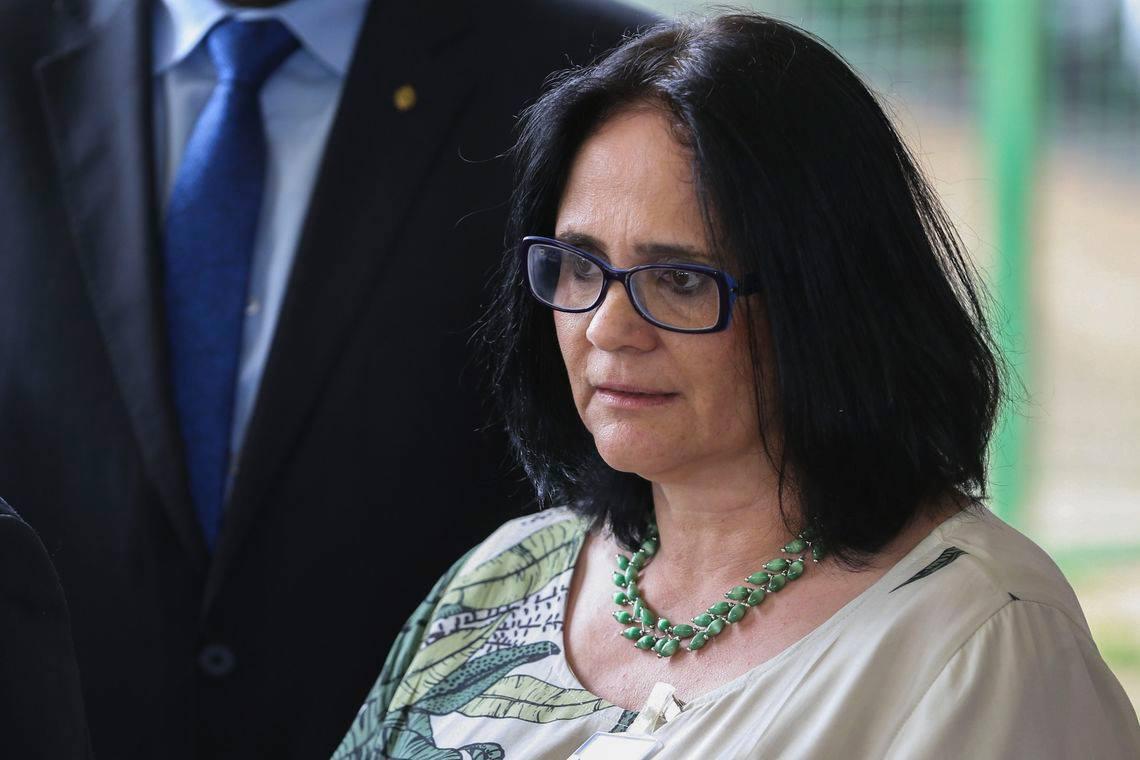 Damares Alves ministra Direitos Humanos Jesus goiaba