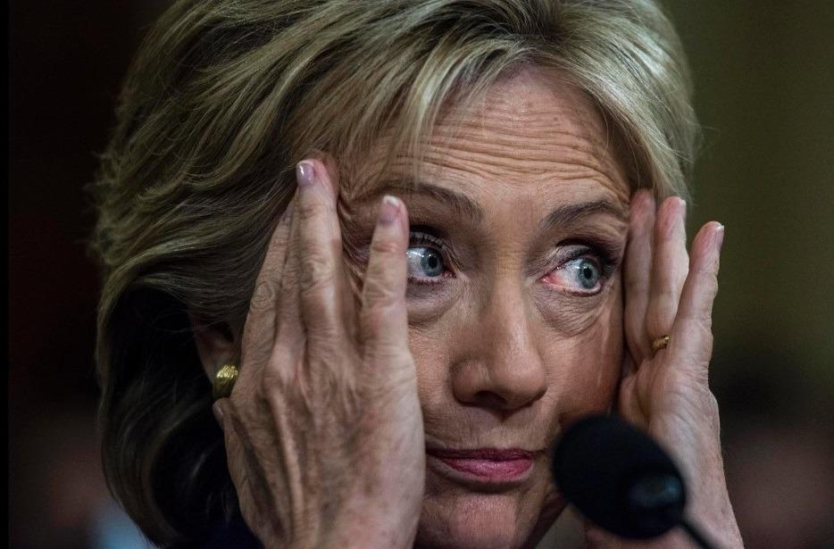 hillary clinton - trump - democratas 2020