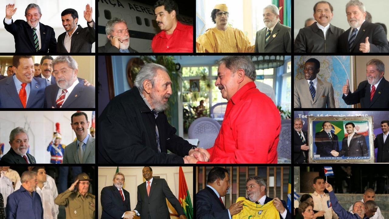 Lula e as ditaduras