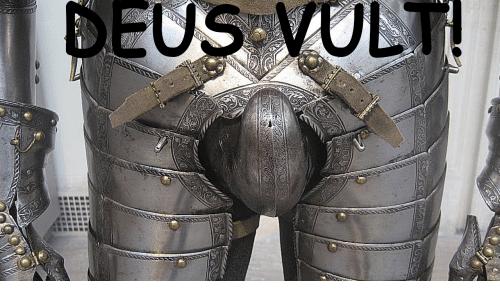 Deus vult - Cruzadas