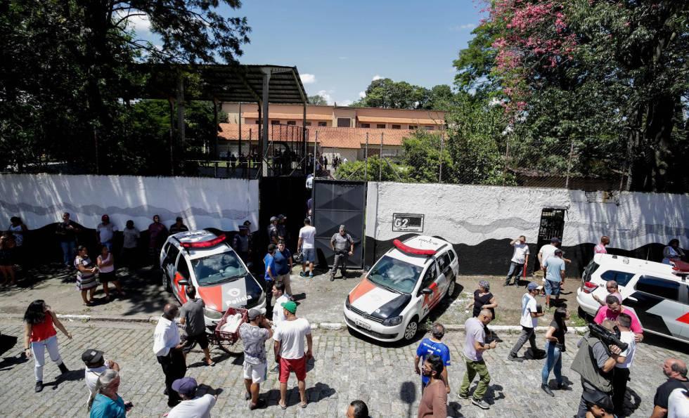 Massacre na escola de Suzano: não é a arma, é falta de família