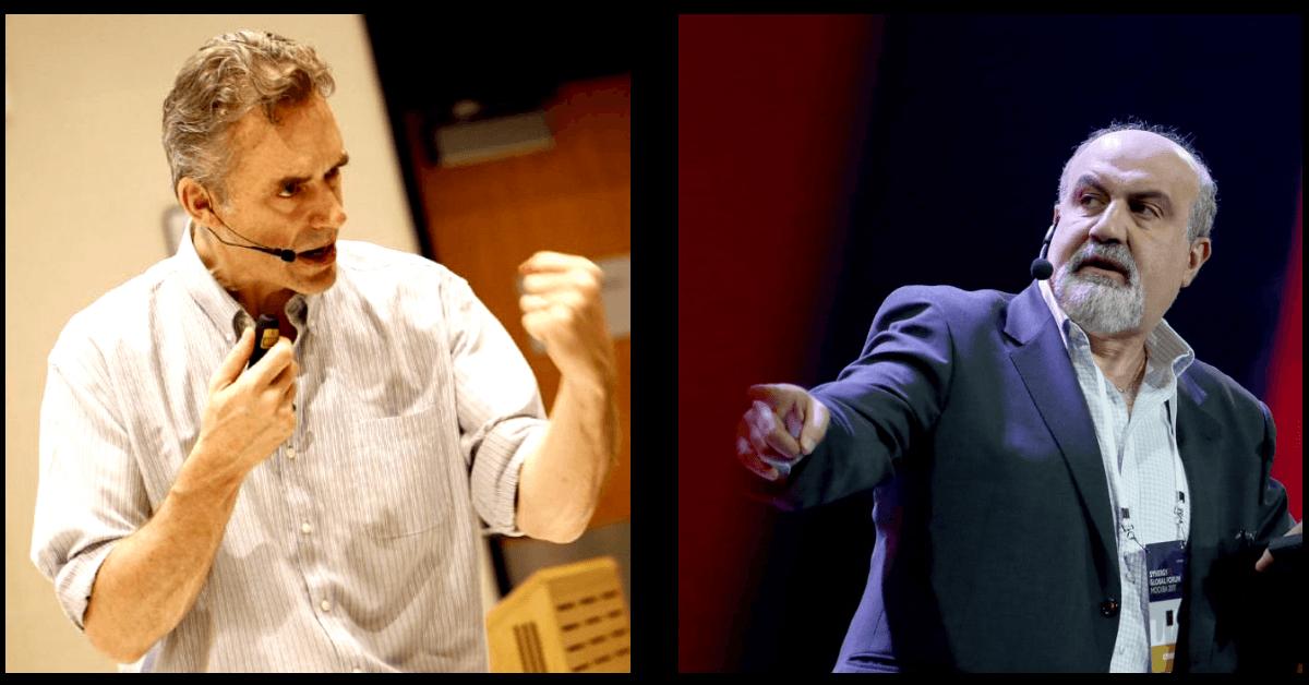 Jordan Peterson - Nassim Taleb - Briga - Fight