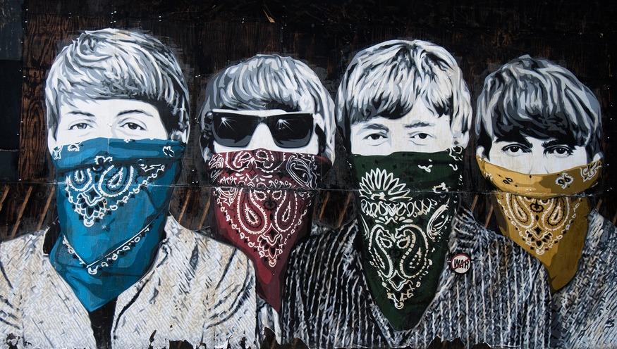 Beatles Revolucionários, beatles, adorno, olavo de carvalho