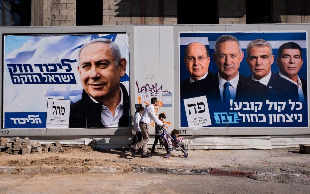 eleições israel, política, internacional