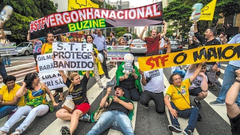 STF vergonha nacional